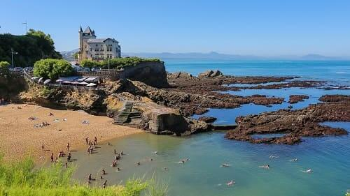 Биарриц Франция
