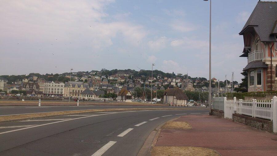 Довиль Франция