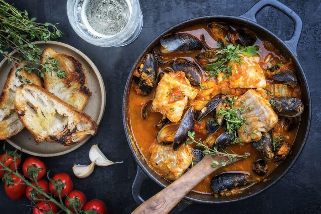 рецепты французской кухни