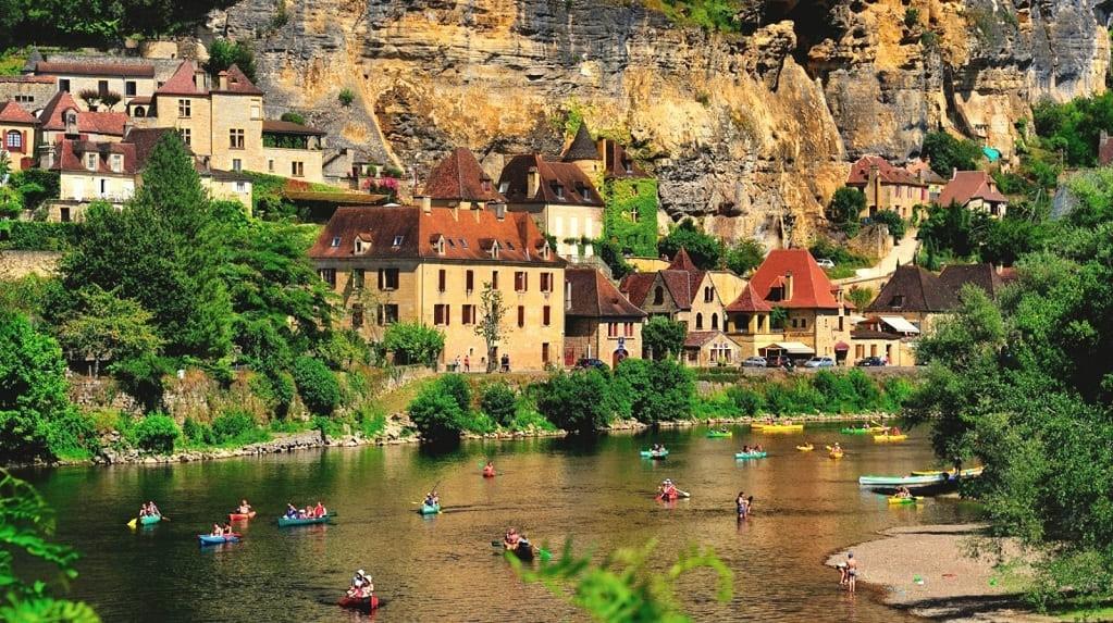 Франция самые
