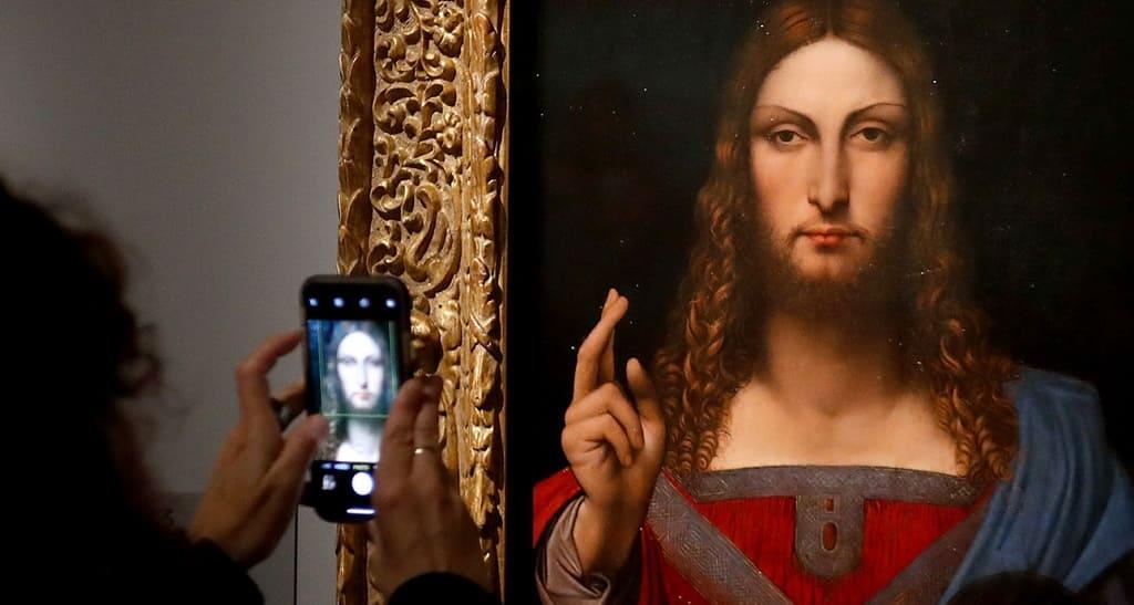 выставка Леонардо да Винчи в Лувре