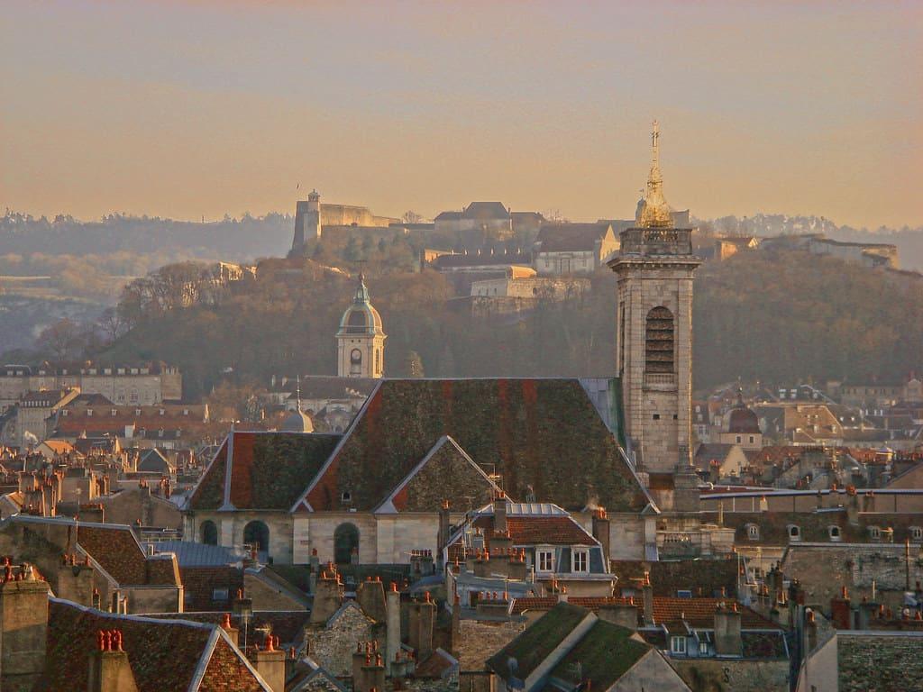Города Франции работа