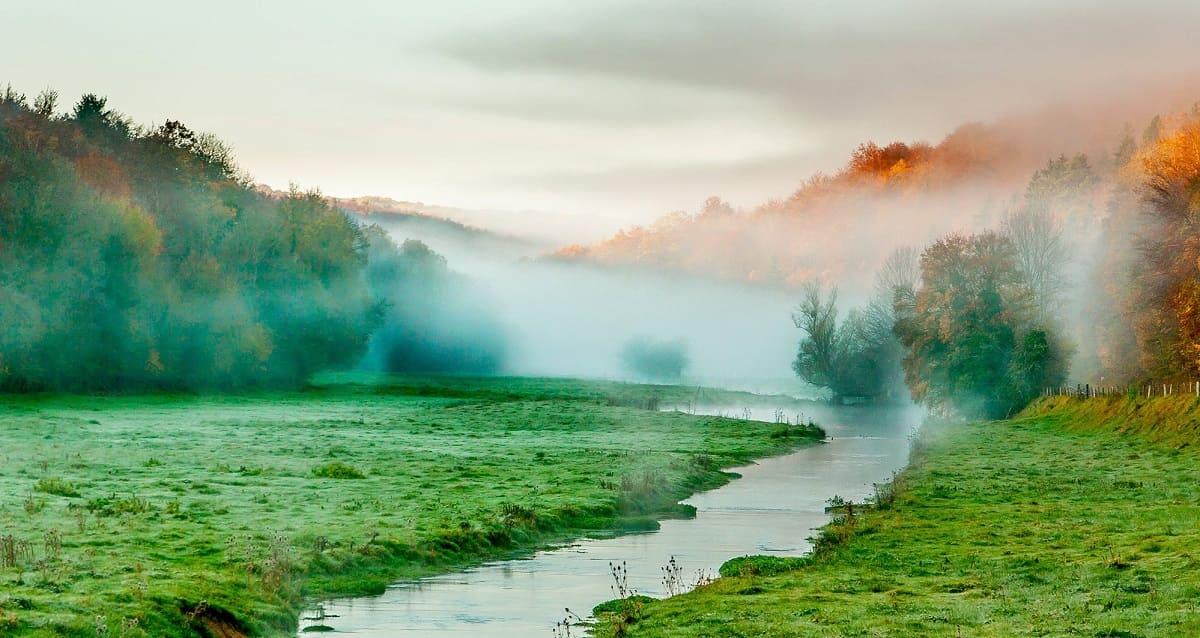 национальный парк во франции