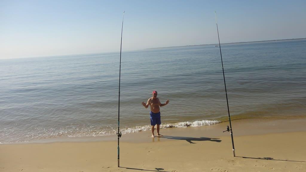 Рыбалка в Аркашоне