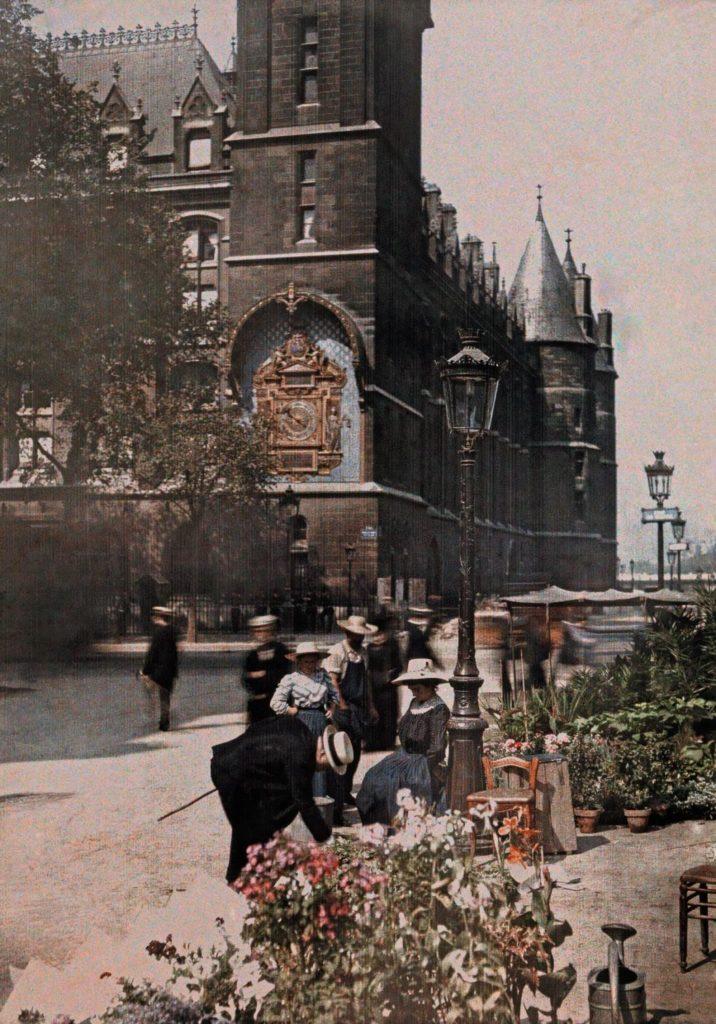 Париж начала 20 века
