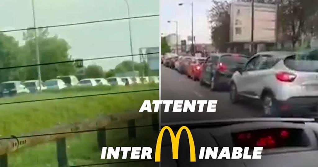 Французы McDonald's