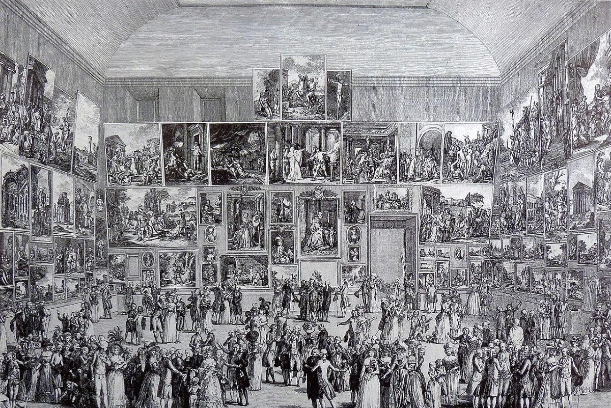 Парижский салон