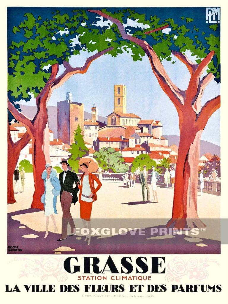 рекламные туристические плакаты
